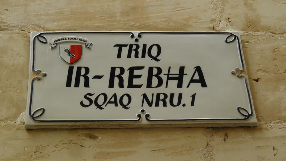 Triq ir-Rebħa - Sqaq